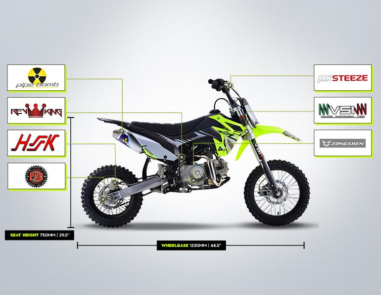 TSK110 Brands