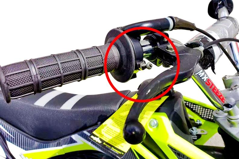 TSB70 Throttle