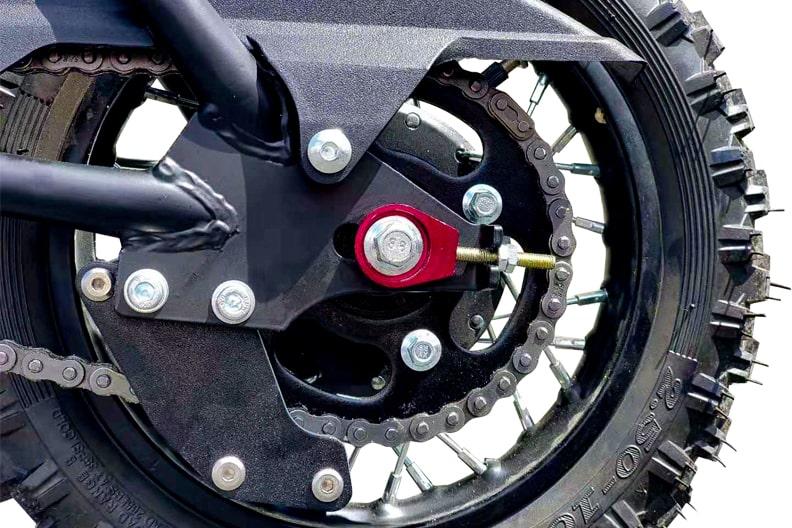TSB70 CNC Chain Adjuster