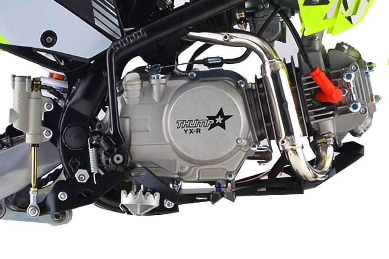 TSX140 Engine