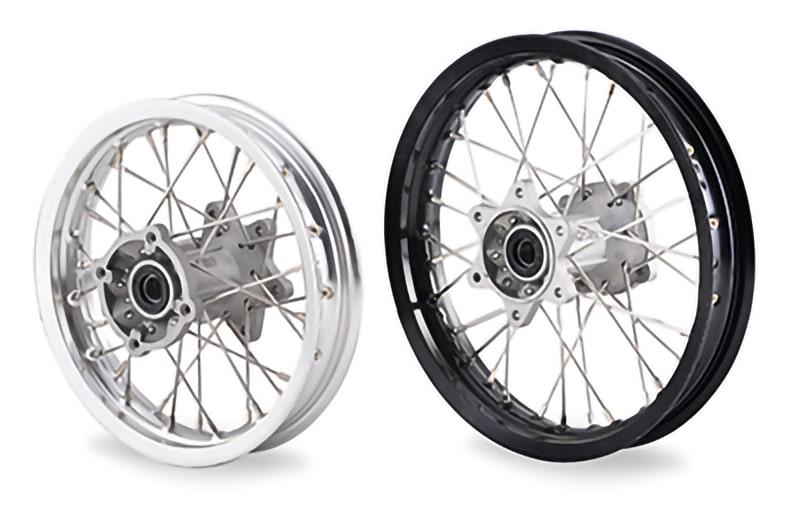 TSX140 Wheels