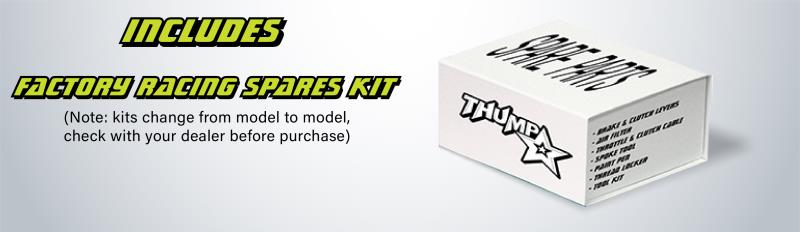 Thumpstar Free Spare Parts Kit